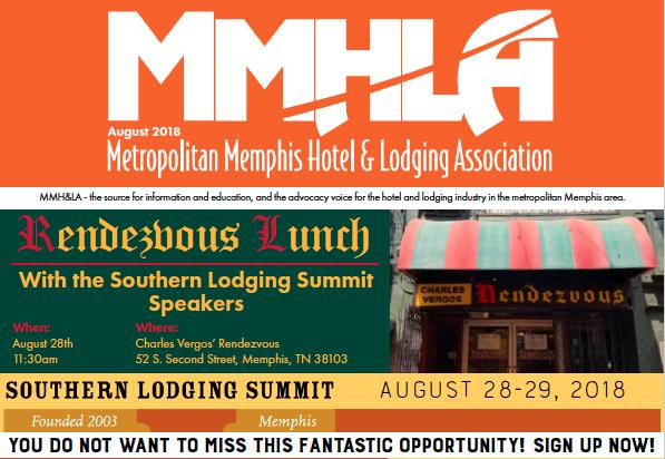 MMHLA August 2018 Newsletter