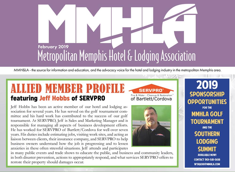 MMHLA February 2019 Newsletter